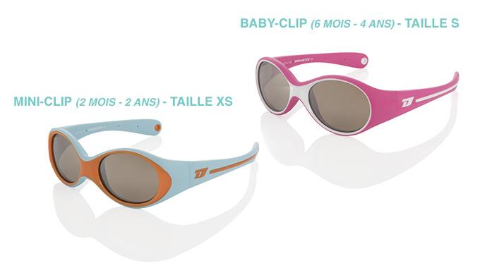 BABY Et MINI CLIP, La Solaire évolutive Des Tout-petits