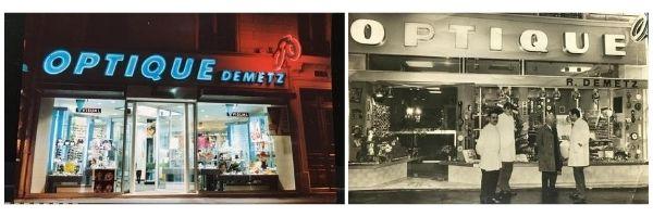 magasin optique demetz